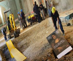 Раскопки в Италии закончились раскапывание могилы знатного и знаменитого человека